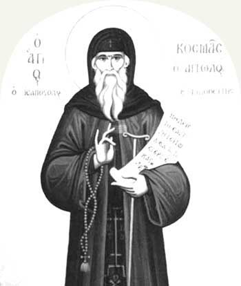 Saint Kosmas the Aitolos, as an Enlightener of Orthodoxy