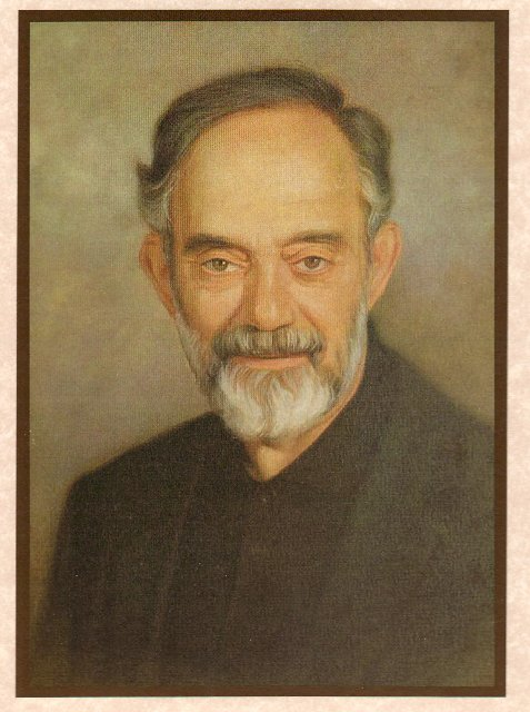Thomas Shaw:  Talking about the devil - Tribute to Fr. John S. Romanides