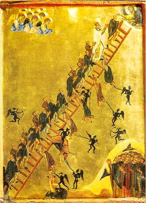 The Ladder. Saint John of Sinai